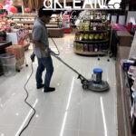 ทำความสะอาดตลาด